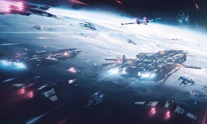 Rebel Star 2 by artofjokinen
