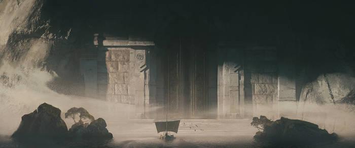Halls of Astheimr by artofjokinen