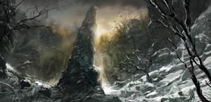 the holy stone by sabin-boykinov