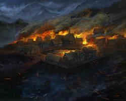 Dragons Wrath by sabin-boykinov