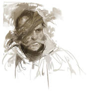 Old Soldier by sabin-boykinov