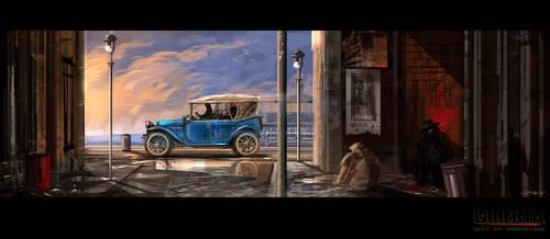 Omerta - City of Gangsters by sabin-boykinov