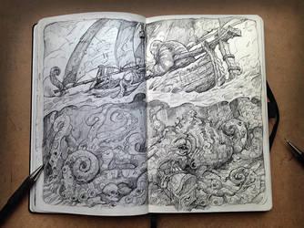 The Sailor by sabin-boykinov