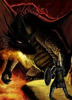 Dragoncave by Taris