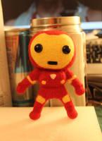 Avengers - Mini!Iron Man by cat-cat