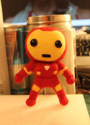 Avengers - Mini!Iron Man by cat-cat