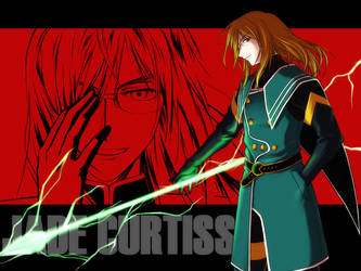 TotA - Jade Curtiss by cat-cat