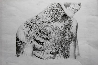Underneath by Roxarah