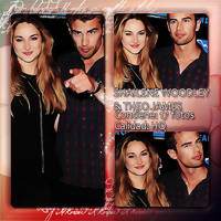 Photopack 5: Shailene Woodley and Theo James by SwearPhotopacksHQ