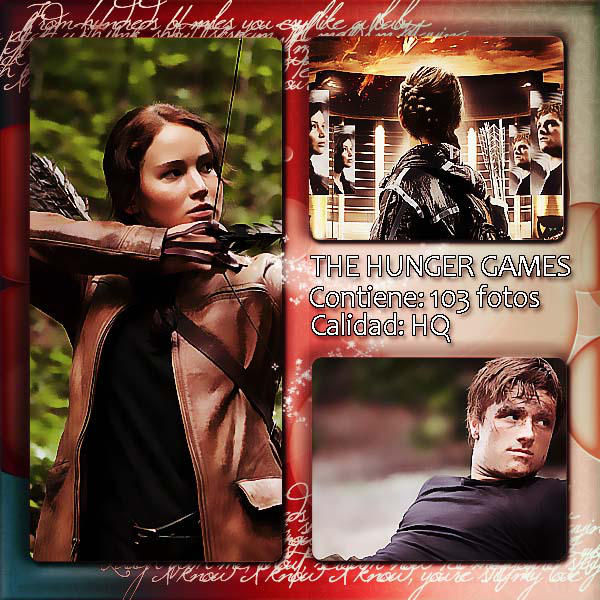 Photopack 32: The Hunger Games by SwearPhotopacksHQ