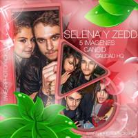 Photopack 67: Selena Gomez y Zedd by SwearPhotopacksHQ