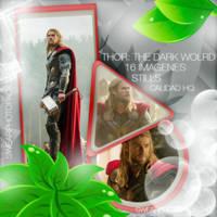 Photopack 130: Thor by SwearPhotopacksHQ