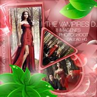 Photopack 131: The Vampires Diaries by SwearPhotopacksHQ