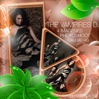 Photopack 132: The Vampires Diaries by SwearPhotopacksHQ