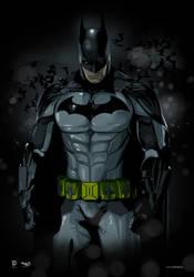 The Batman by dimitrosw
