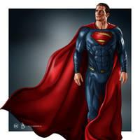 Superman: Justice League by dimitrosw