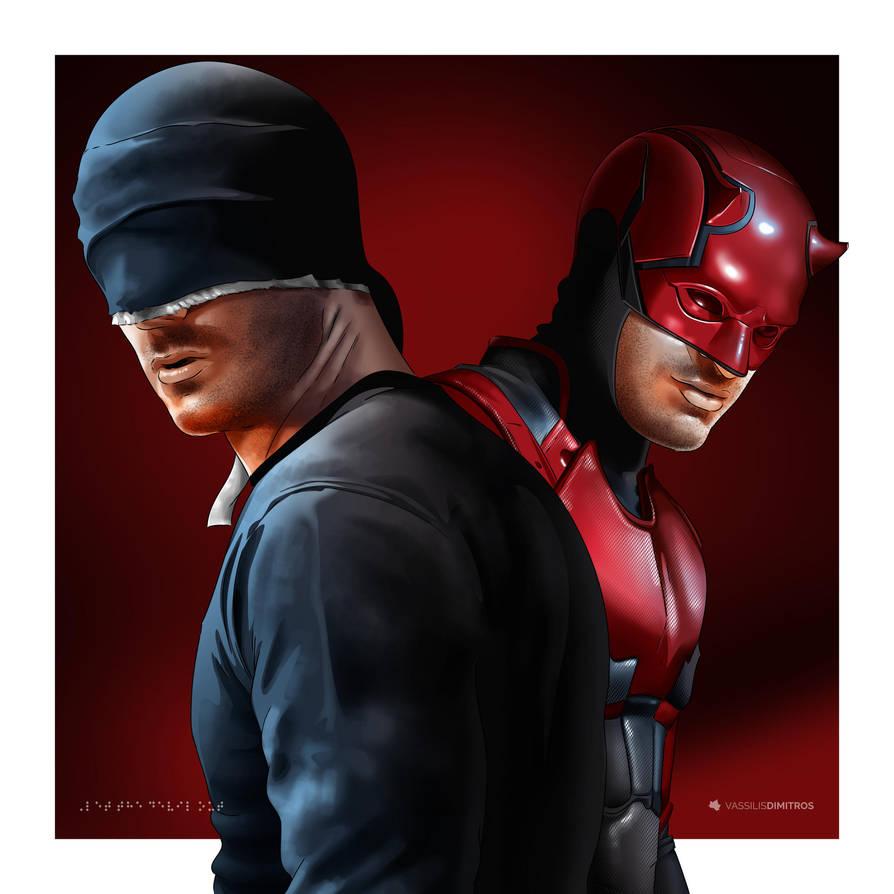 Let The Devil Out... Daredevil Season 3 By Dimitrosw On