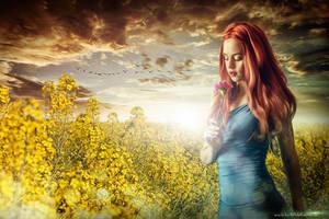 Spring feelings by Kartoffel83