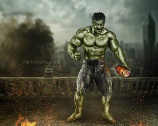 Civil War is coming ... by Kartoffel83