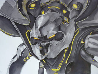 Promethean Knight - Halo 4 by Macca-Chief