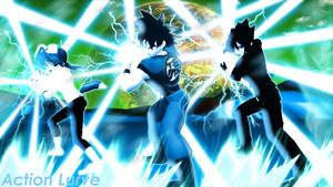 Action Lurve by RaikuHoshigami