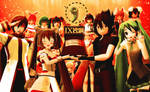 9th MMD Cup  SEGA feat. HATSUNE MIKU PROJECT Award by RaikuHoshigami