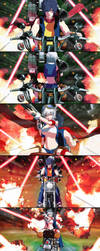 Robot Chase! by RaikuHoshigami