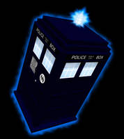 TARDIS of Gallifrey.... by Librarian-bot