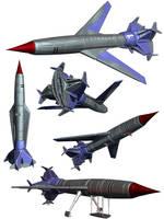 Thunderbird 1 by Librarian-bot