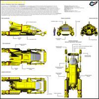 Thunderbird 4 - Specs by Librarian-bot