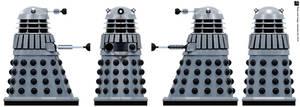 Space Dalek by Librarian-bot