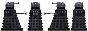 Renegade Dalek by Librarian-bot