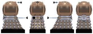 Invasion Dalek Emperor by Librarian-bot