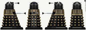 Time War Supreme Dalek by Librarian-bot