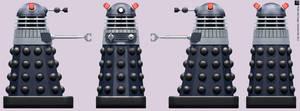 Turner Soldier Dalek by Librarian-bot