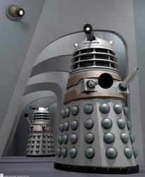Dalek Evolution 4) Dead Planet by Librarian-bot