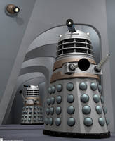 Dalek Evolution 4) Dead Planet by Librarian-bot