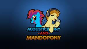 AcoustiMandoBrony branding by SterlingPony