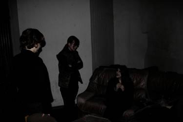 Drei Ladies und eine Leiche by MorbidMekhet