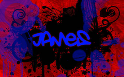 James Splatter Speed Art 1 by jamesdude55