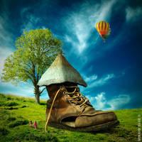 A Magic Day by dilarosa