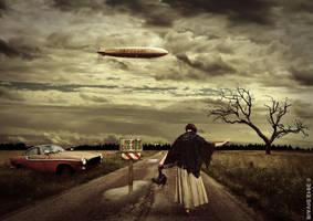 Long way home by dilarosa