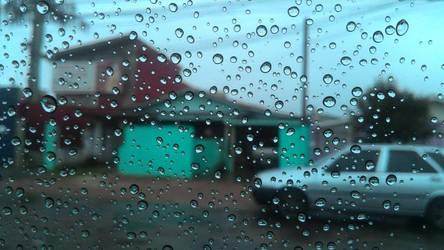 Rainy Day I by dilarosa