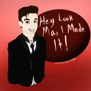 FA: Brendon Urie by KHC1000