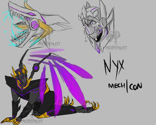 Nyx Predacon | UFS OPEN by hyperdriive