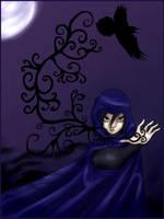 Raven by Izabella