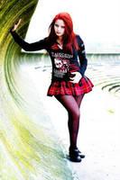 Redhead by Gypsy-Rhodes