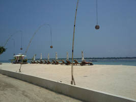 beach paradise by NinjaMonkeyMedia