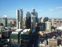 Melbourne by NinjaMonkeyMedia