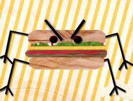 Evil Burger by NinjaMonkeyMedia